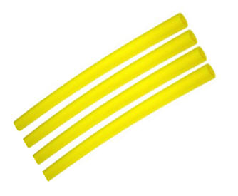 44-inch Trampoline Enclosure Foam Sleeves (Yellow)